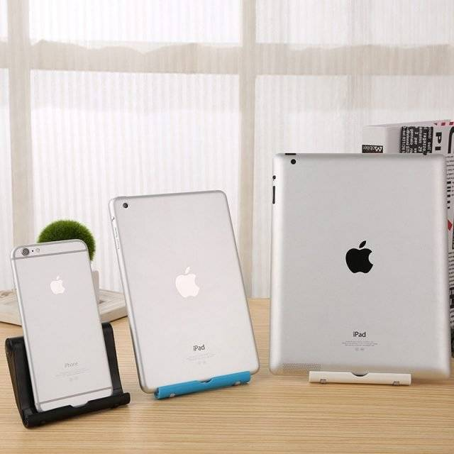 Universal Adjustable Stand for Tablets and Smartphones
