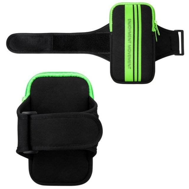 Light Weight Gym Arm Band for Mobile Phone