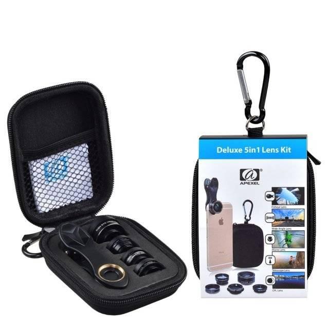 Universal Travel Phone Lenses Kit