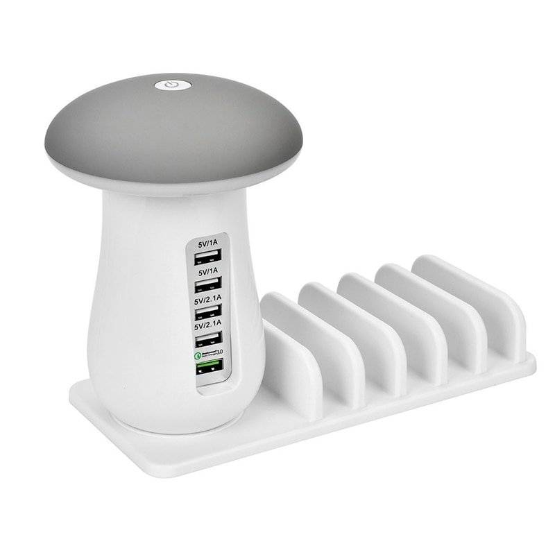 Multifunction USB Charger Station