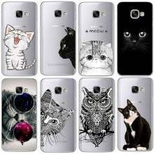Cute Animal Printed Case for Samsung