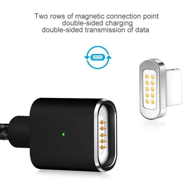 Reversible Magnetic Charger for iPhone