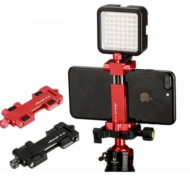 Multifunction Aluminium Tripod with Mount Stand Adapter
