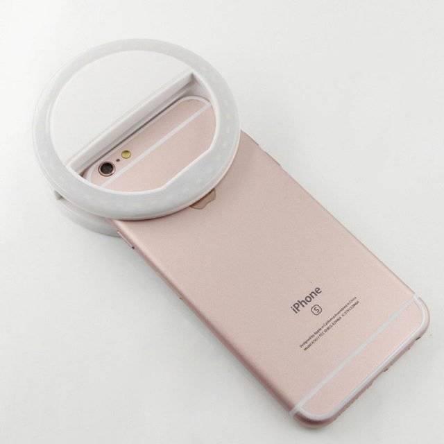 Universal Portable LED Selfie Flash
