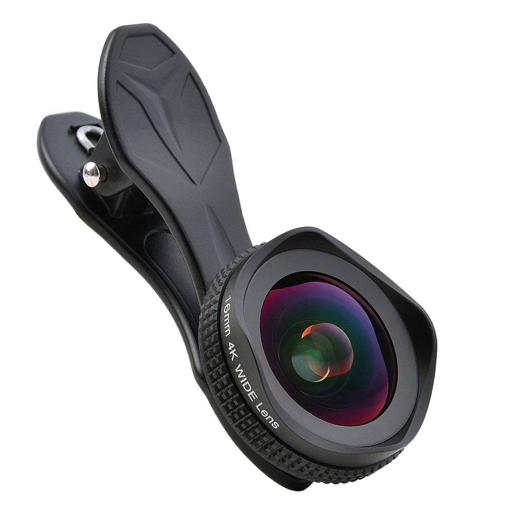 Professional Wide Angle Phone Lens with Circular Polarizing Filter