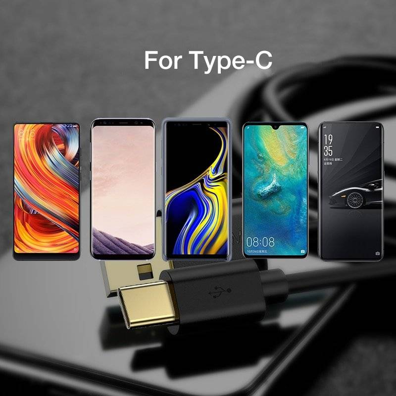 Type-C Fast Charging Cable