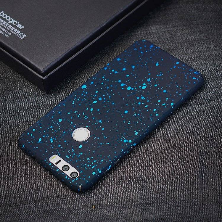 Stylish Starry Matte Fitted Case for Huawei