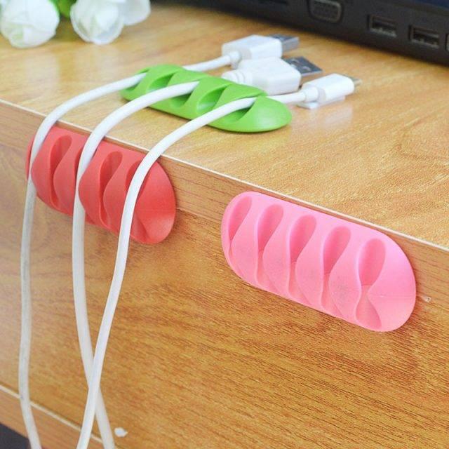 Cable Desk Clips 2 pcs/Set