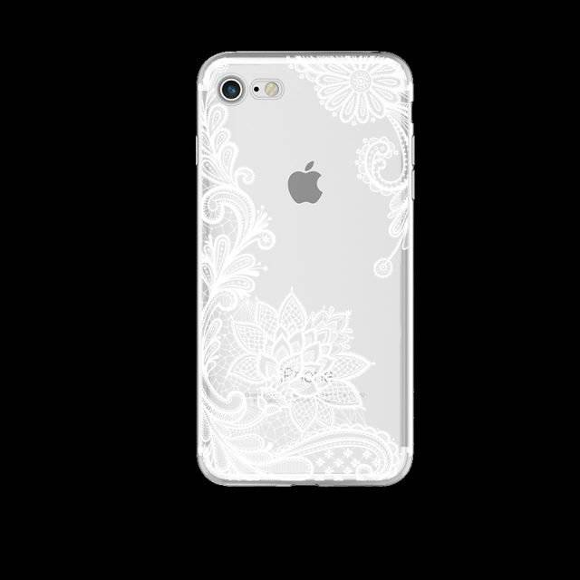 Floral Lace Case for iPhone