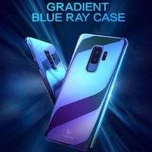 Blue Ray Design Phone Case for Samsung