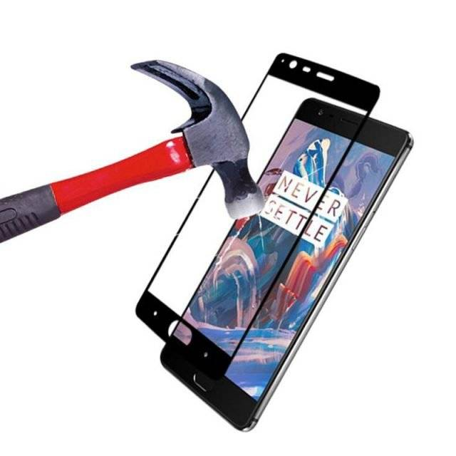 Full Cover 2.5 Tempered Glass For OnePlus