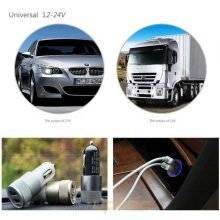 Universal Dual USB Car Phone Charger