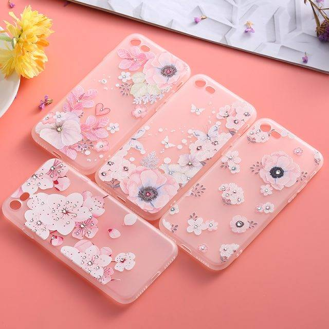 Sakura Flowers Phone Case for iPhone