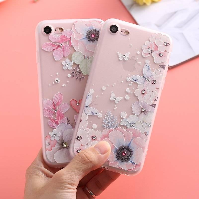 Sakura Flowers Phone Case for iPhone