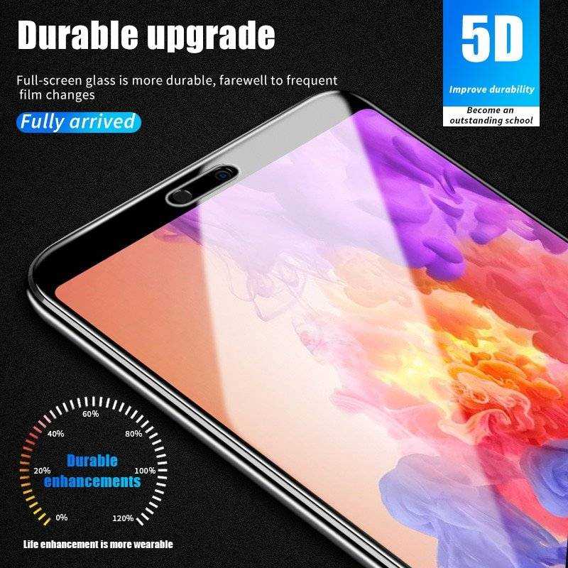 5D Design Screen Protector for Huawei