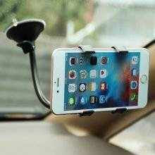 Universal Convenient Flexible Car Phone Holder