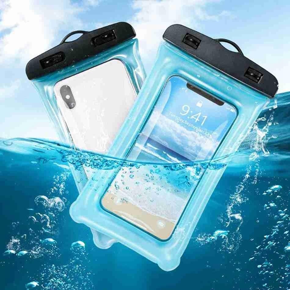 Waterproof Air Bag Design Phone Case