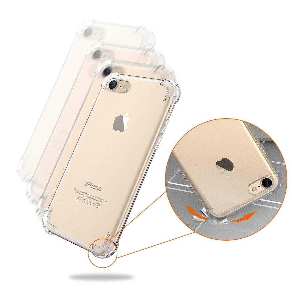 Transparent Design Phone Case for iPhone