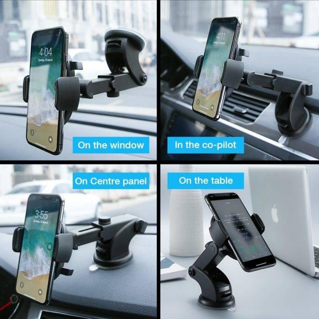 Adjustable Design Car Phone Holder