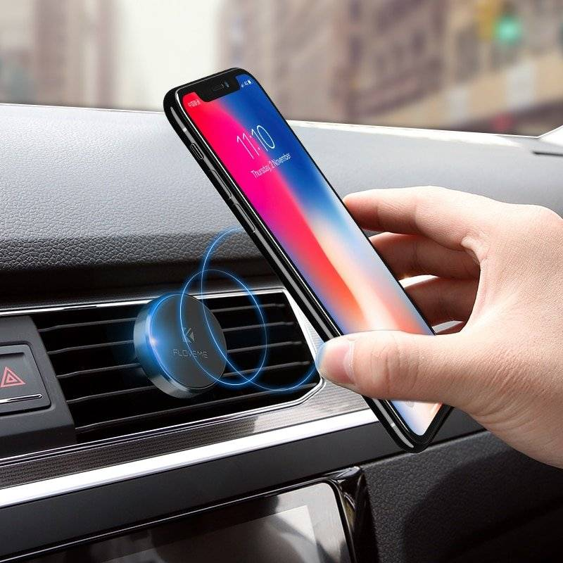 Magnetic Design Air Vent Car Phone Holder