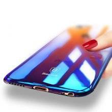 Cute Glossy Ultrathin Protective Plastic Phone Case for iPhone