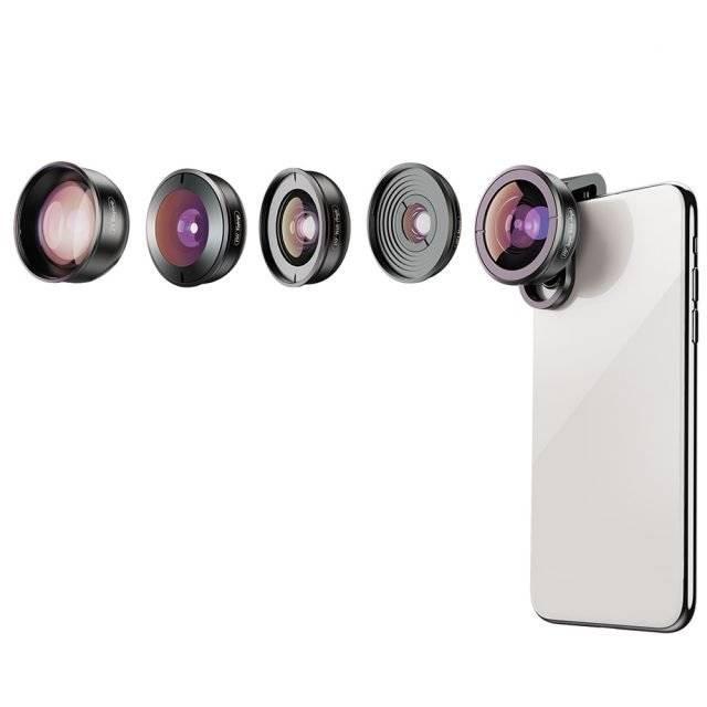 Universal Phone Lenses Kit