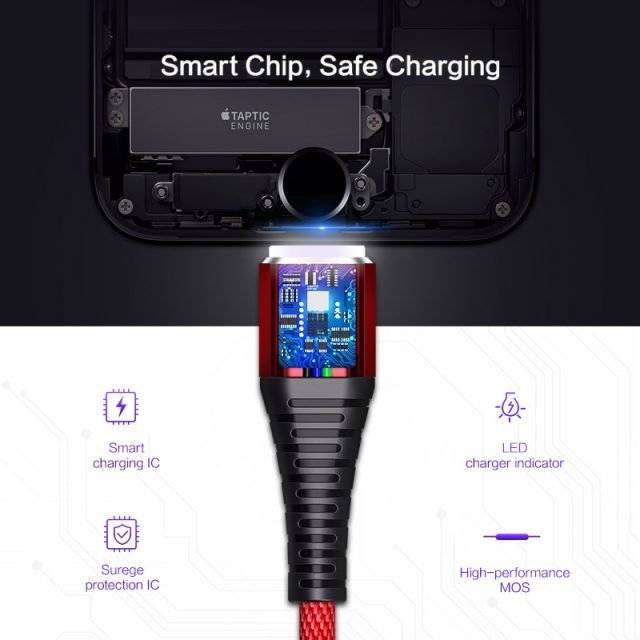 Multi Type USB Charging Cable