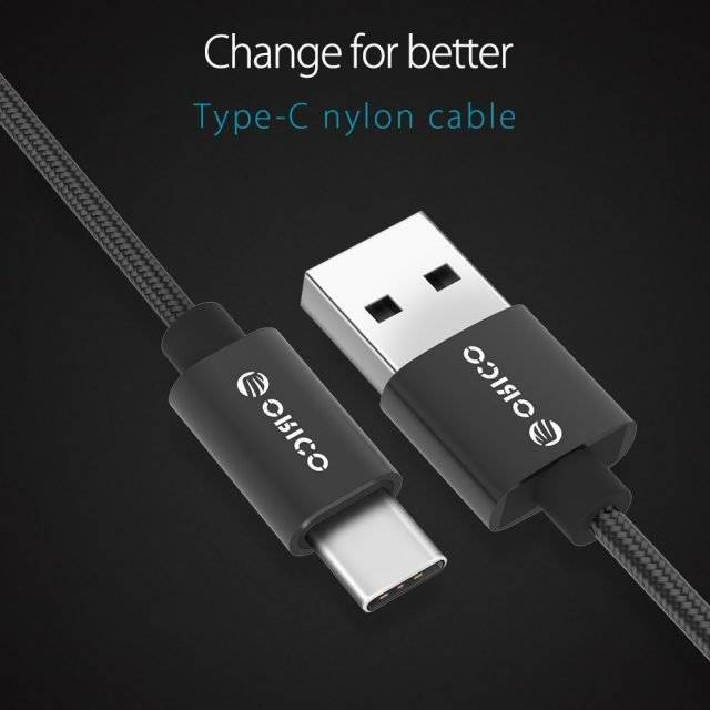 1 meter USB Type-C Cable For Smartphones