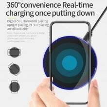 LED Frame Wireless Charger Pad