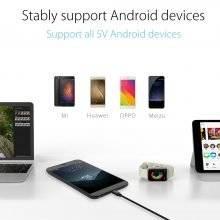 2.4A Nylon Micro USB Cable for Smartphones