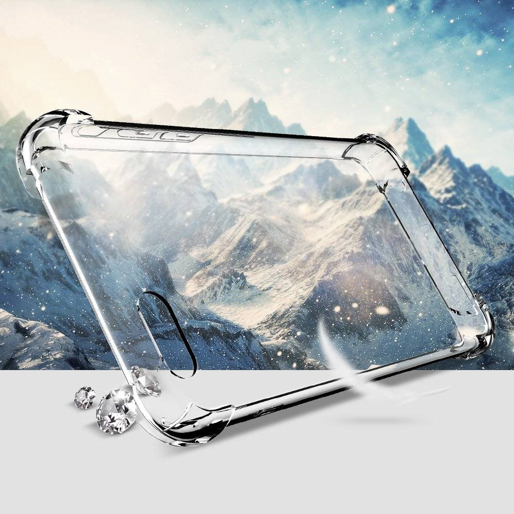 Transparent Design Ultra Thin Phone Cases for iPhone