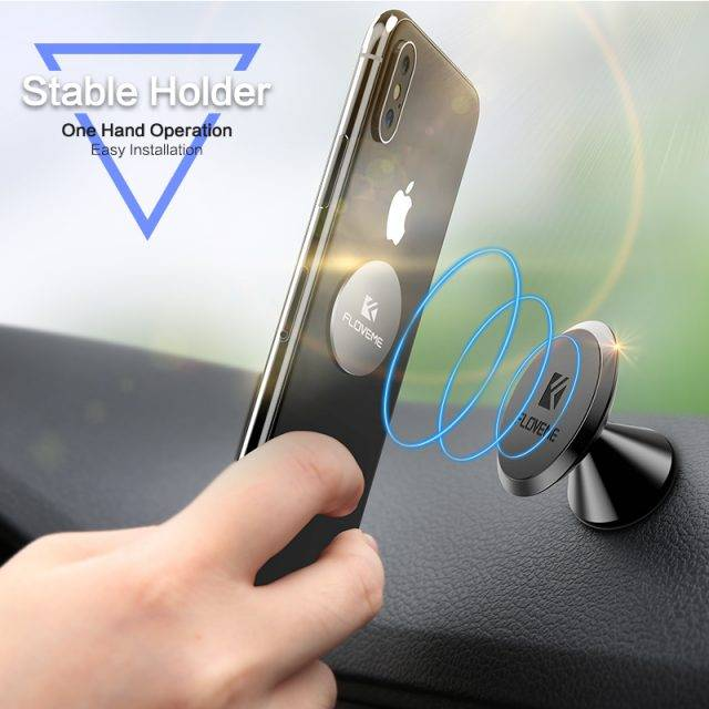 Magnetic Air Vent Car Phone Holder
