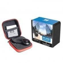 Extra Wide Fisheye Phone Lens
