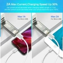 2.4A Fast Charging Micro USB Cable