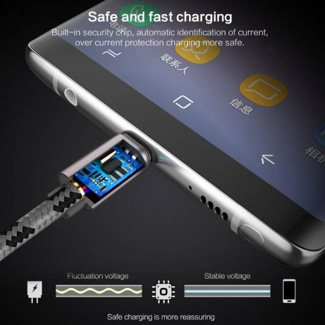 USB Type Charging Cable