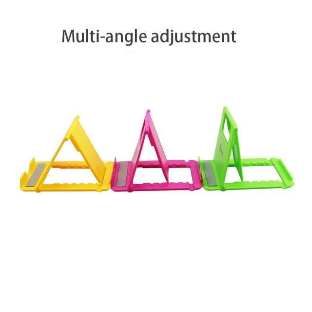 Multiangle Portable Universal Foldable Phone Stand