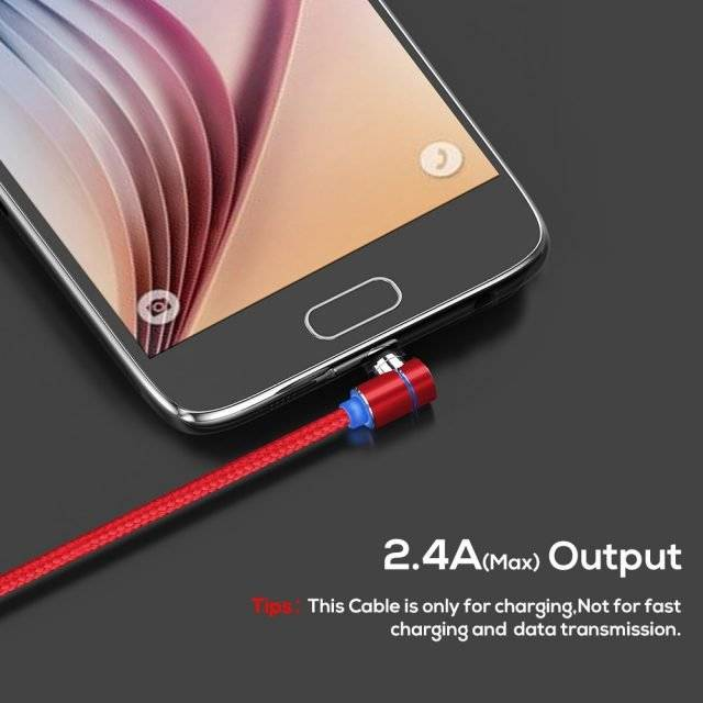 Magnetic Charging Cable for iPhone