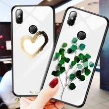 Tempered Glass Phone Case for Xiaomi