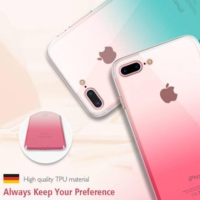 Gradient Design Phone Case for iPhone