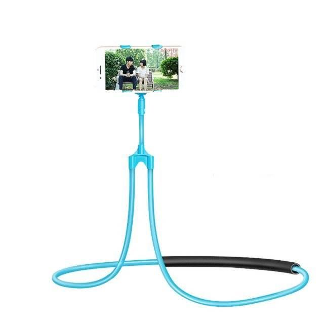Flexible Hanging Selfie Phone Holder