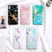 Holographic Marble Case for iPhone