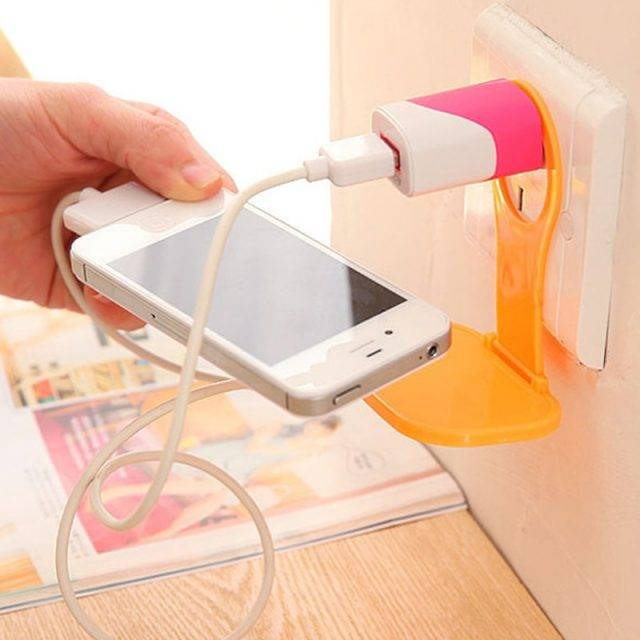 Hanging Phone Holder for Charging