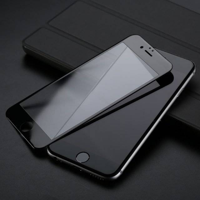 Full Cover Glass Screen Protector for iPhone