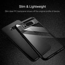 Full Protective Slim TPU & Acrylic Transparent Cover For Samsung Galaxy S8