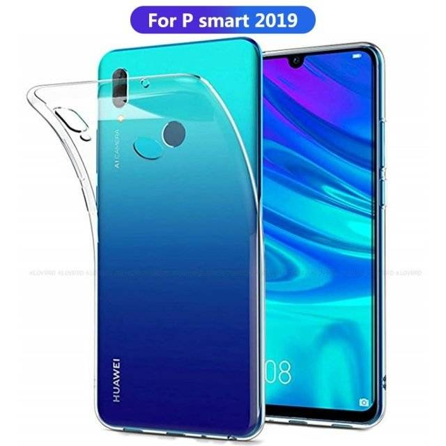 Transparent Protector Phone Case for Huawei