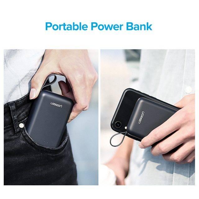 Mini 10000 mAh Power Bank