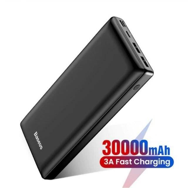 30000 mAh Dual USB Power Bank