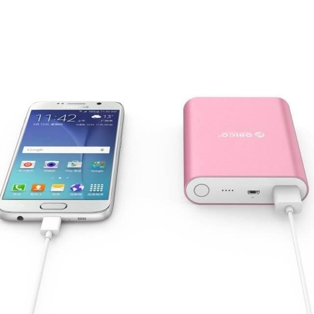 Mini 10400 mAh Portable Powerbank