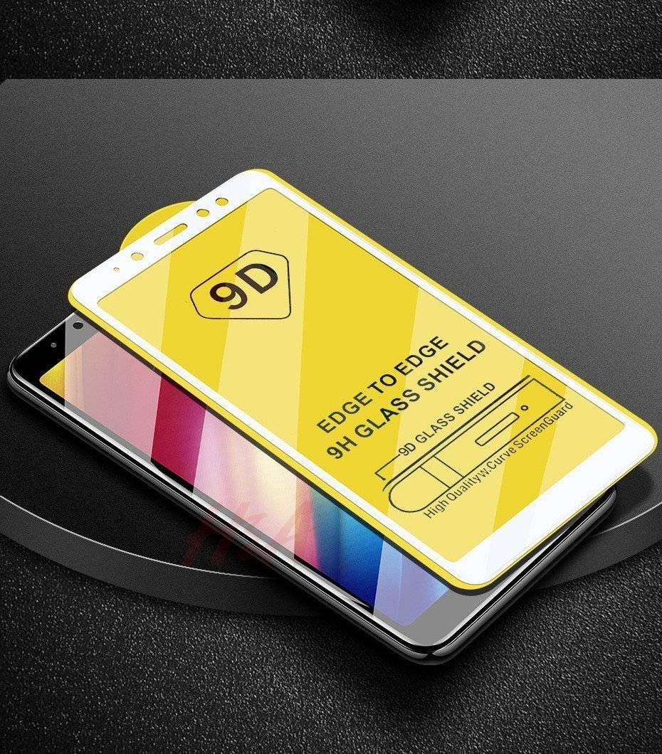 Full Cover Tempered Glass for Samsung Galaxy