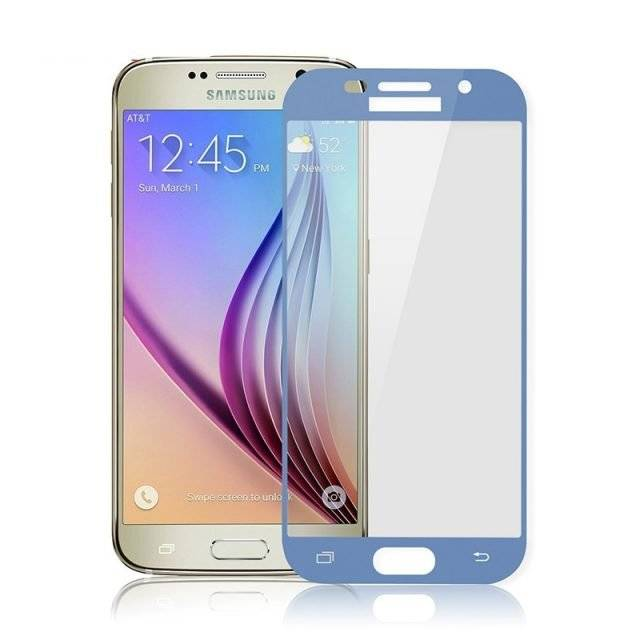 Colorful Glass Screen Protector for Samsung Galaxy